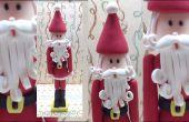 Casse-noisette de Santa