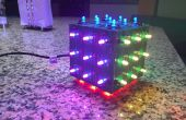 Cube de LED Rubik avec Arduino