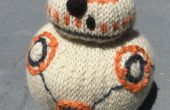 "Tricot BB-8 de ""Star Wars : la Force se réveille"""