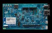 Intel Edison facile smartphone Wifi contrôle