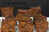 FODMAP faible, aucune barre de protéine Bake
