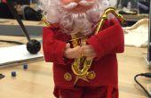 A vos cadeaux de Noël décorations vous accueillent sans avoir à les allumer !