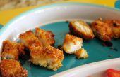 Pépites de poulet gluten Free