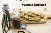 Extrait de vanille sans alcool