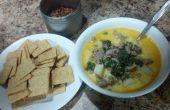 D'olive jardin toscan soupe recette imitation