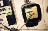 Véhicule intelligent distance évitement capteur kWh compteur nuage enabler