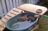 Planche de canard : Backyard Habitat de canard