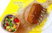 Sauce barbecue de nectarine (GF)