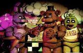 Comment battre cinq nuits à Freddy