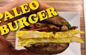 Paleo Burger   Délicieux burger sans bun