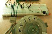 Sudo authentification via vieux pavé de numérotation de téléphone