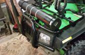 Imperméable à l'eau ATV ABS stockage Tube