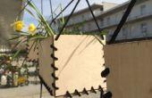Caisses de planteur sans vis