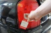 RFID contrôlée coffre de voiture