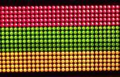 Panneau LED matrice 32 x 16 et Arduino