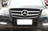 Installer iJDMTOY Mercedes Benz GLK LED feux