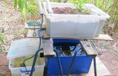 Simple système aquaponique à contrôlé par Arduino
