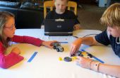 Comment faire un film de stop motion construction Lego