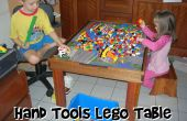 Outils à main Lego Table