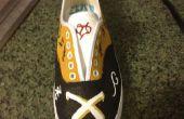 Comment à-Shadowhunter peint chaussures
