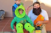 Plantes vs Zombies Costumes