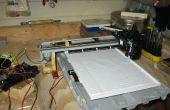 Table traçante XY d'imprimante/scanner HP