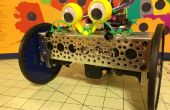 Bumbley - le robot servo peu