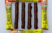 XXtra épicé au chocolat couverts Slim Jim