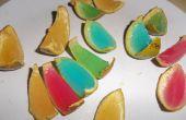 Gelée de Rainbow Orange