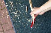 Comment faire des baguettes libre hors de bâtonnets