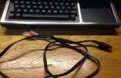 Câble vidéo Composite de bricolage TI-99/4 a