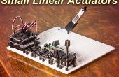 Contrôler un petite actionneur linéaire avec Arduino