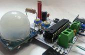 Faites vos propres Widgets électronique personnalisé, comme mon Arduino LED Day/Night Widget.