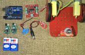 Obstacle Avoider Robot en utilisant Arduino Uno et capteur de proximité IR