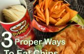 3 propres façons de manger des Chips