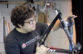 Réparation de vélos en fibre de carbone