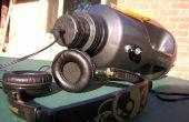 Insecte espion : Création d'un Microphone parabolique grand Gain