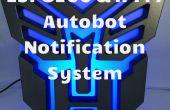 ESP8266 & IFTTT Autobot Notification System