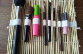 Titulaire de maquillage Mat Sushi