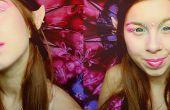 Maquillage de fée elfe