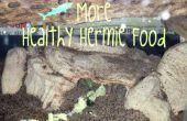 Comment faire pour gâter vos bernards l'ermite : nourriture Edition II
