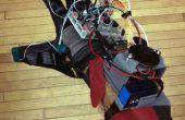 Augmentée d'Hyper réalité gant