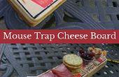 Plateau de fromages de piège de souris