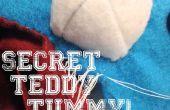 Ours en peluche Tummy Secret!!!