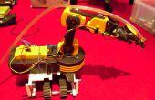 Imprimante 3D robotisée