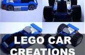 LEGO voiture créations