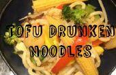 Nouilles tofu ivre