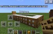 Table de Ping Pong MCPE