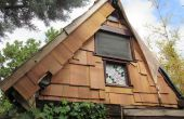 La maison de « GO » - micro vivant avec 54 pieds carrés