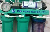 Comment nettoyer ma membrane unitaire R.O. ?